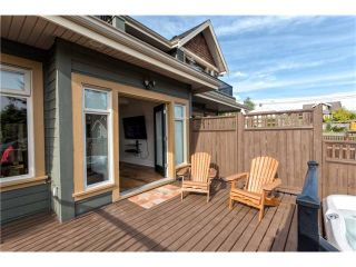 Photo 20: 363 E 8TH ST in North Vancouver: Central Lonsdale Condo for sale : MLS®# V1122028