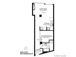 Photo 17: 505 1061 Fort St in VICTORIA: Vi Downtown Condo for sale (Victoria)  : MLS®# 718646