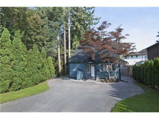 Photo 1: 2949 DEWDNEY TRUNK Road in Coquitlam: Meadow Brook House for sale : MLS®# V1026757
