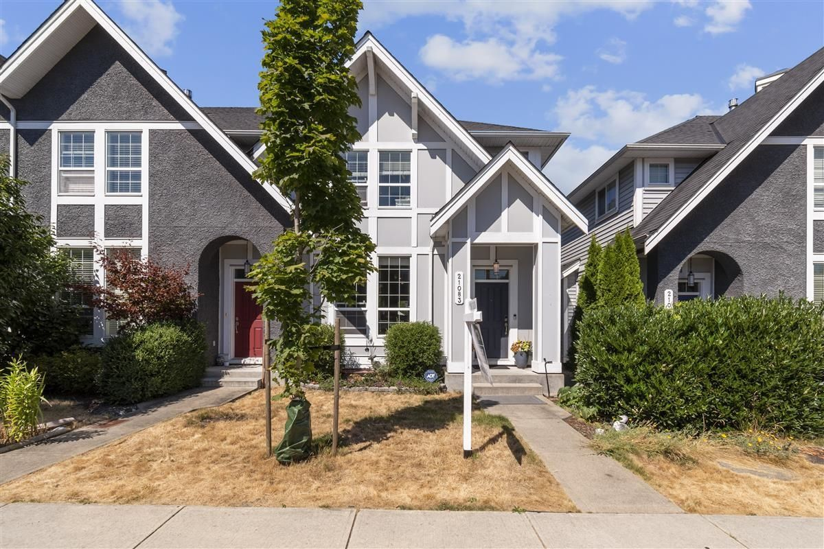 """Main Photo: 21083 79A Avenue in Langley: Willoughby Heights Condo for sale in """"KINGSBURY AT YORKSON"""" : MLS®# R2609157"""