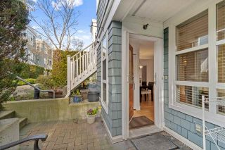 "Photo 17: 102 665 W 7TH Avenue in Vancouver: Fairview VW Townhouse for sale in ""The Ivy's"" (Vancouver West)  : MLS®# R2439208"