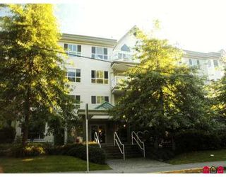 """Photo 1: 402 20088 55A Avenue in Langley: Langley City Condo for sale in """"PARKSIDE PLACE"""" : MLS®# F2722449"""