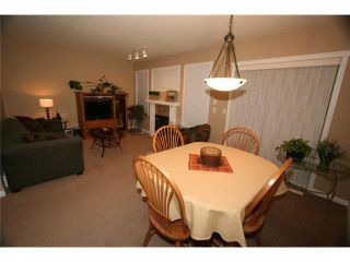 Photo 7: 46 102 CANOE Square: Airdrie Townhouse for sale : MLS®# C3452941