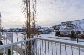 Photo 22: 12 4321 VETERANS Way in Edmonton: Zone 27 Townhouse for sale : MLS®# E4226366