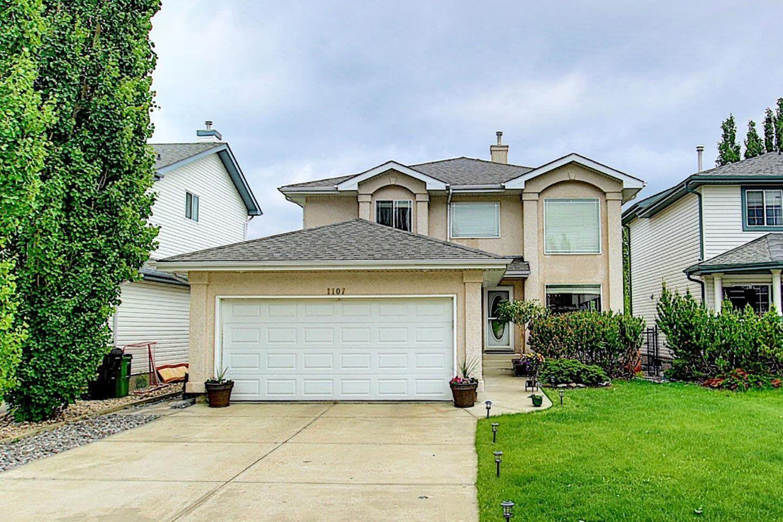 Main Photo: 1107 HAYNES Close in Edmonton: Zone 14 House for sale : MLS®# E4250517