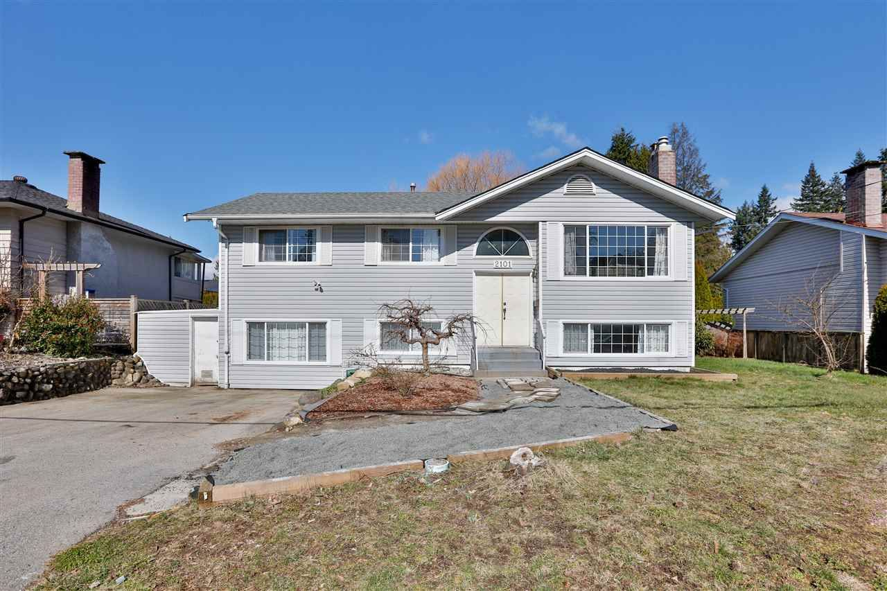 Main Photo: 2101 FOSTER Avenue in Coquitlam: Central Coquitlam House for sale : MLS®# R2551908