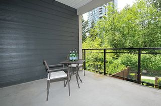 "Photo 16: 203 201 MORRISSEY Road in Port Moody: Port Moody Centre Condo for sale in ""LIBRA"" : MLS®# R2065703"