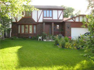 Photo 18: 79 MORNINGSIDE Drive in WINNIPEG: Fort Garry / Whyte Ridge / St Norbert Residential for sale (South Winnipeg)  : MLS®# 1013247