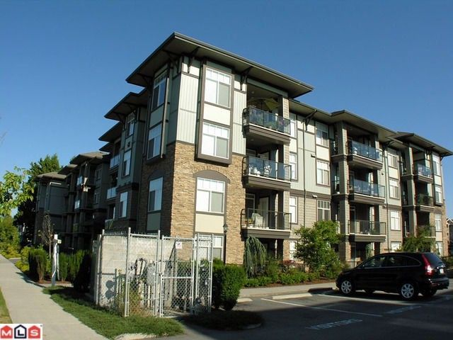 "Main Photo: 408 33338 MAYFAIR Avenue in Abbotsford: Central Abbotsford Condo for sale in ""The Sterling"" : MLS®# F1100570"
