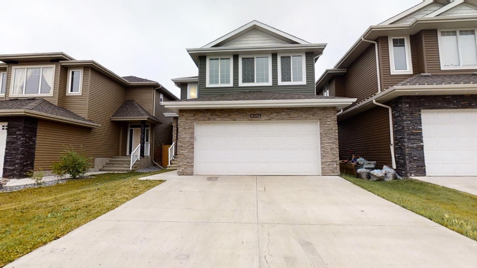 Main Photo: 13521 162A Avenue in Edmonton: Zone 27 House for sale : MLS®# E4254958