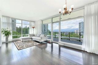 "Photo 3: 1002 6168 WILSON Avenue in Burnaby: Metrotown Condo for sale in ""JEWEL II"" (Burnaby South)  : MLS®# R2462727"