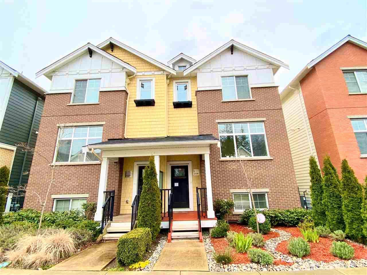 Main Photo: 2238 164A Street in Surrey: Grandview Surrey 1/2 Duplex for sale (South Surrey White Rock)  : MLS®# R2561189