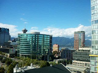 """Photo 1: 1506 668 CITADEL PARADE in Vancouver: Downtown VW Condo for sale in """"SPECTRUM"""" (Vancouver West)  : MLS®# V1136906"""