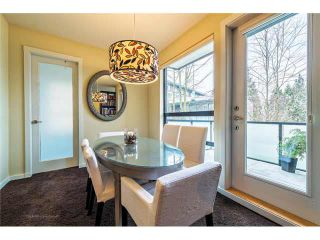 """Photo 9: 9 1863 WESBROOK Mall in Vancouver: University VW Townhouse for sale in """"ESSE"""" (Vancouver West)  : MLS®# V1107594"""