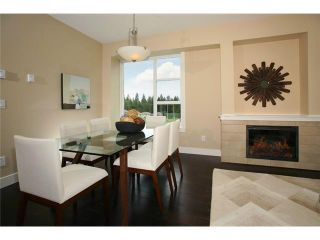 "Photo 4: 22 1299 COAST MERIDIAN Road in Coquitlam: Burke Mountain Townhouse for sale in ""BREEZE RESIDENCE"" : MLS®# V1027559"