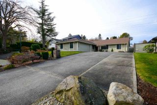 Main Photo: 5353 WILDWOOD Crescent in Delta: Cliff Drive House for sale (Tsawwassen)  : MLS®# R2541314