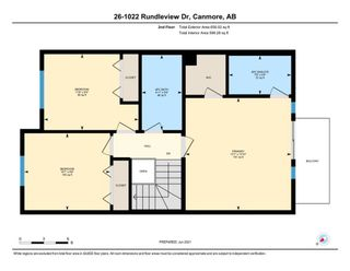 Photo 34: 26 1022 Rundleview Drive: Canmore Row/Townhouse for sale : MLS®# A1112857