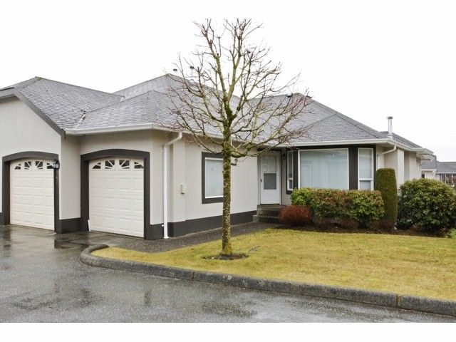 "Main Photo: 148 3160 TOWNLINE Road in Abbotsford: Abbotsford West Townhouse for sale in ""SOUTHPOINTE RIDGE"" : MLS®# F1405788"