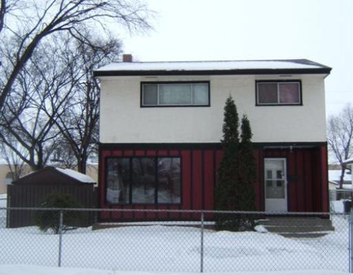 Main Photo: 600 MELROSE Avenue West in WINNIPEG: Transcona Residential for sale (North East Winnipeg)  : MLS®# 2903395