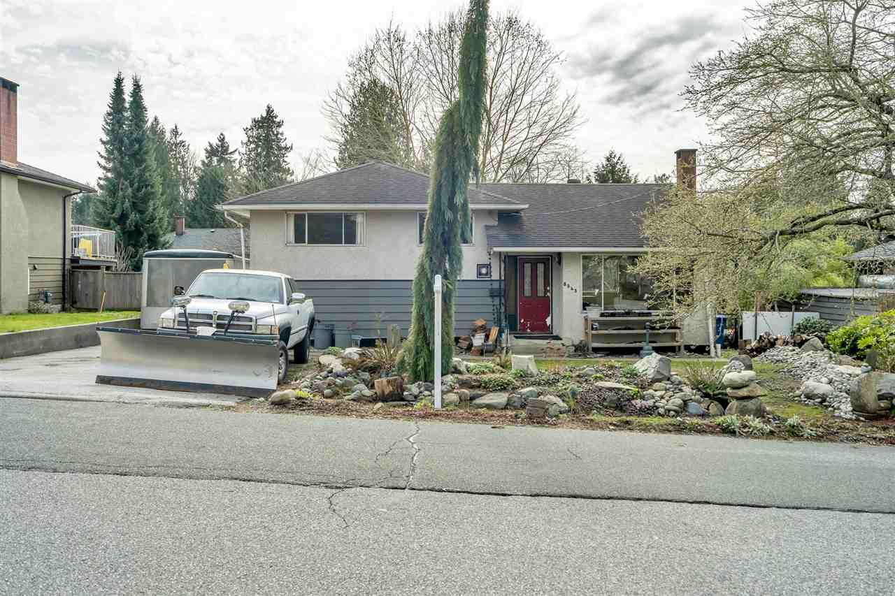 Main Photo: 8943 RUSSELL Drive in Delta: Nordel House for sale (N. Delta)  : MLS®# R2545531
