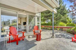 Photo 4: 107 1820 S KENT Avenue in Vancouver: South Marine Condo for sale (Vancouver East)  : MLS®# R2480806