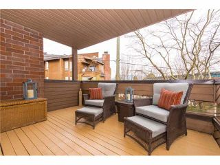 """Photo 11: 105 1575 BALSAM Street in Vancouver: Kitsilano Condo for sale in """"Balsam West"""" (Vancouver West)  : MLS®# V1108144"""