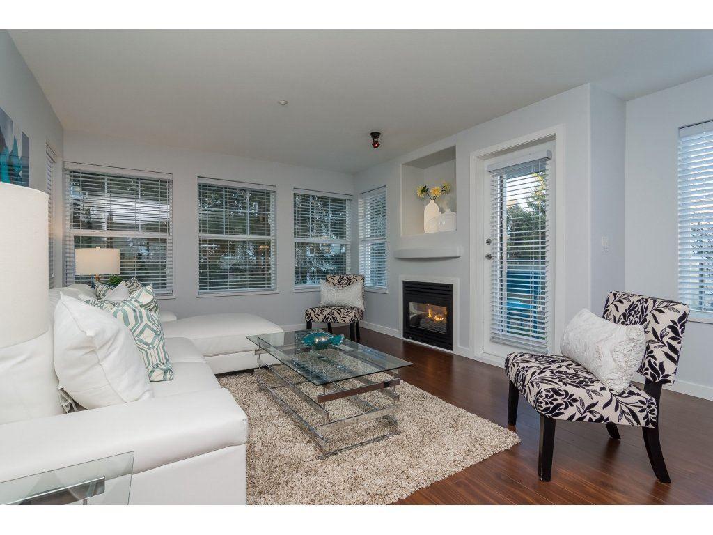 "Main Photo: 209 20200 56 Avenue in Langley: Langley City Condo for sale in ""Bentley"" : MLS®# R2228093"