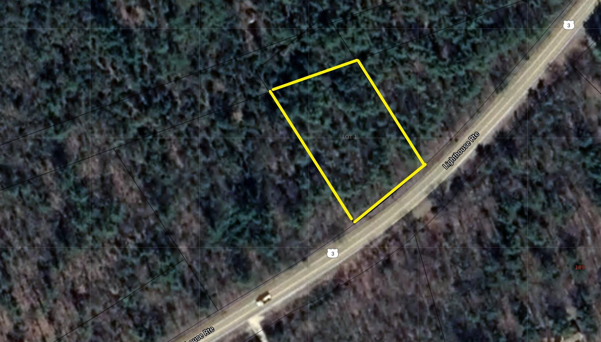 Main Photo: Lot 1 Highway 3 in Reids Hill: 407-Shelburne County Vacant Land for sale (South Shore)  : MLS®# 202108857