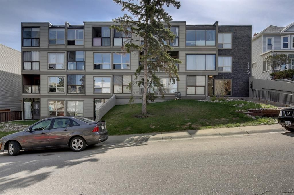 Main Photo: 402 2130 17 Street SW in Calgary: Bankview Apartment for sale : MLS®# A1104812