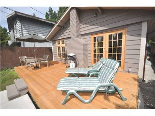 Photo 13: 1976 GARDEN AV in North Vancouver: Pemberton NV House for sale : MLS®# V1011985