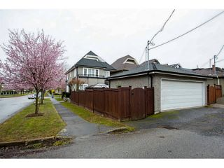 Photo 3: 1739 W 52ND AV in Vancouver: South Granville House for sale (Vancouver West)  : MLS®# V1109473