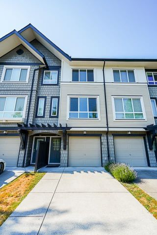 """Photo 3: 77 1305 SOBALL Street in Coquitlam: Burke Mountain Townhouse for sale in """"Tyneridge North"""" : MLS®# R2601388"""