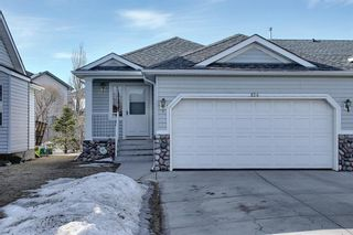 Photo 2: 154 WEST CREEK Bay: Chestermere Semi Detached for sale : MLS®# A1077510