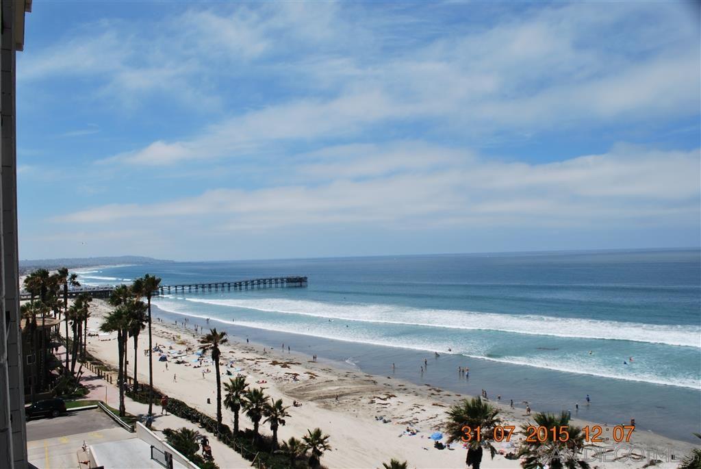 Photo 25: Photos: PACIFIC BEACH Condo for sale : 2 bedrooms : 4767 Ocean Blvd. #801 in San Diego
