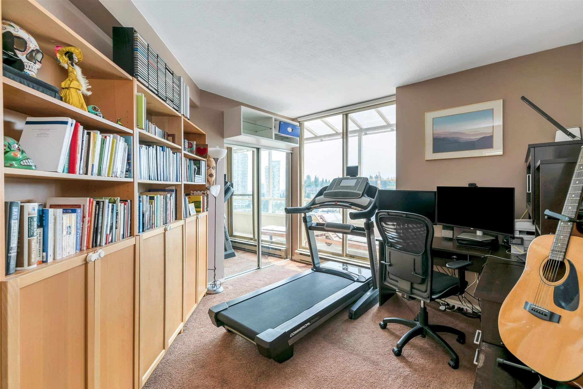 "Photo 24: Photos: 1401 728 FARROW Street in Coquitlam: Coquitlam West Condo for sale in ""THE VICTORIA"" : MLS®# R2615321"