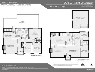 Photo 40: 22137 CLIFF Avenue in Maple Ridge: West Central House for sale : MLS®# R2624746