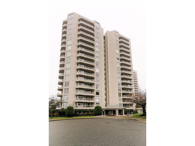 Main Photo: 1406 71 JAMIESON Court in New Westminster: Fraserview NW Condo for sale : MLS®# V1120499