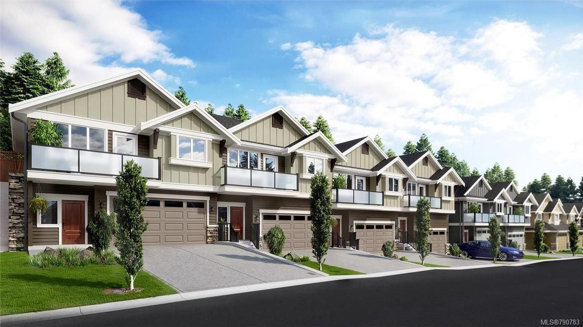Main Photo: 3410 Jazz Crt in Langford: La Happy Valley Row/Townhouse for sale : MLS®# 790783