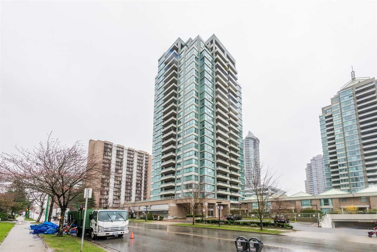 Main Photo: 1603 4380 HALIFAX Street in Burnaby: Brentwood Park Condo for sale (Burnaby North)  : MLS®# R2160409