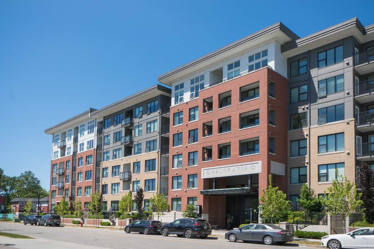 Main Photo: 113 9311 ALEXANDRA Road in Richmond: West Cambie Condo for sale : MLS®# R2346642