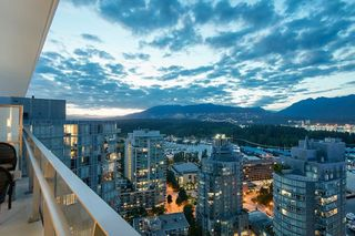 Photo 16: 2802 1499 W Pender St. Vancouver,温哥华市中心,Coal Harbour, large condo,大户型公寓
