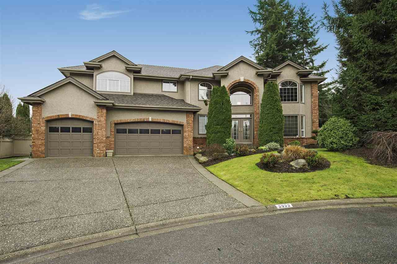 Main Photo: 2922 140A STREET in Surrey: Elgin Chantrell House for sale (South Surrey White Rock)  : MLS®# R2027689
