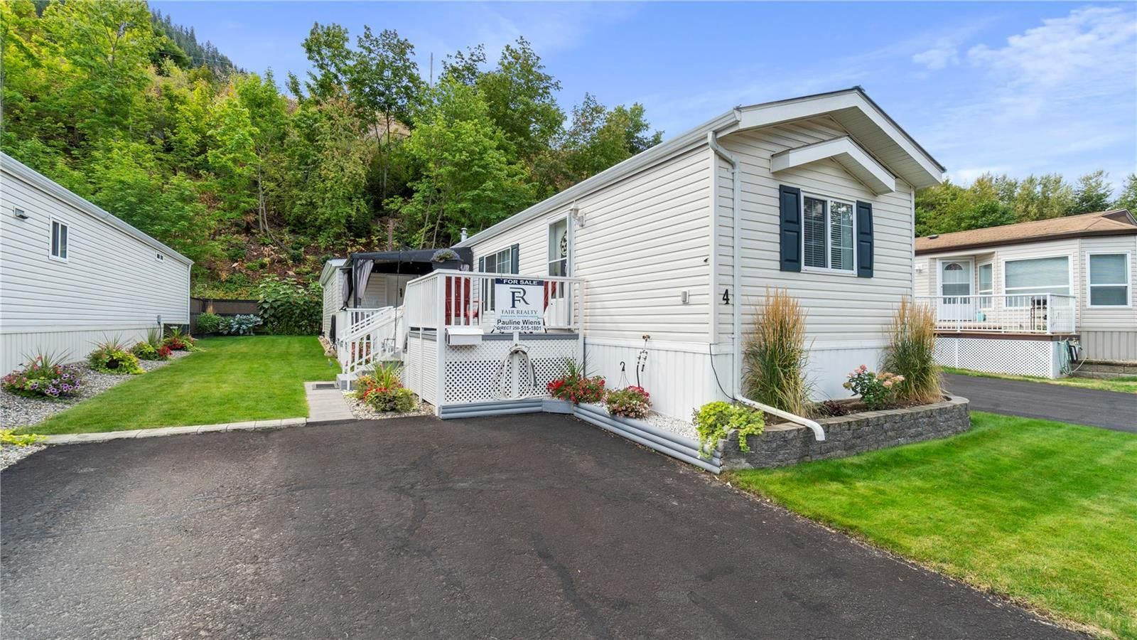 Main Photo: #4 1250 Hillside Avenue, in Chase: House for sale : MLS®# 10238429
