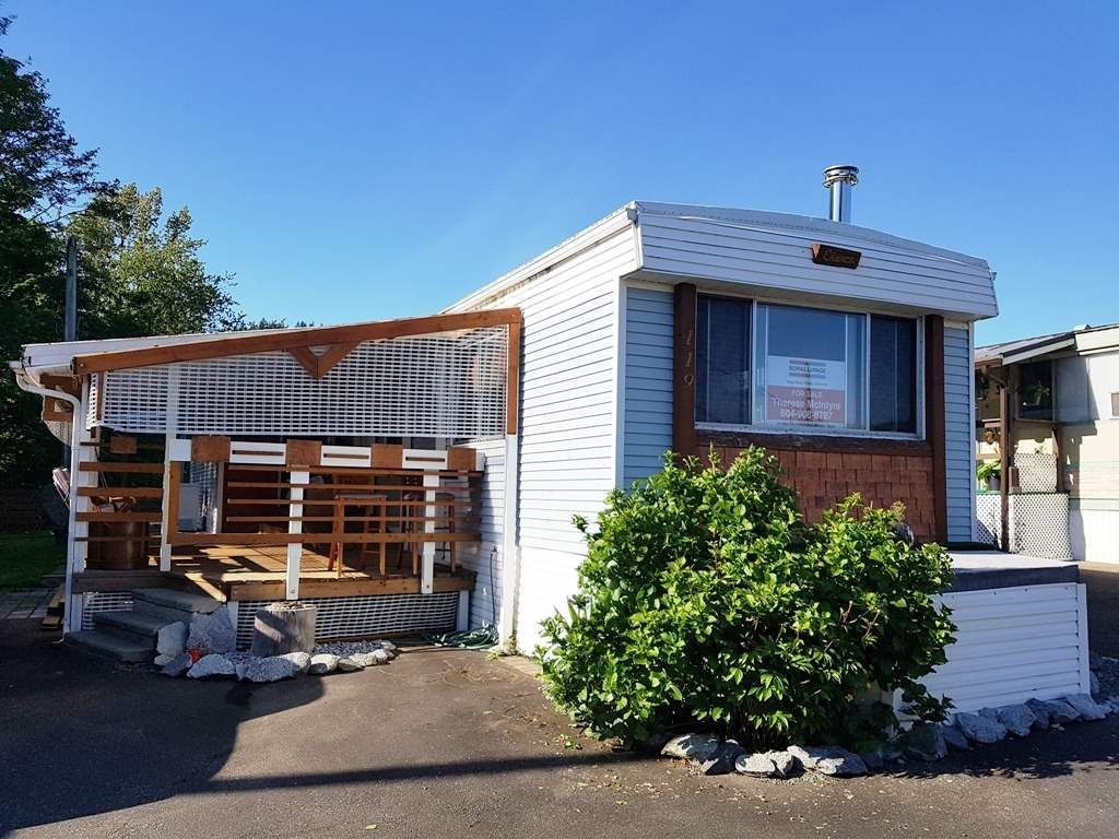 """Main Photo: 119 9950 WILSON Street in Mission: Stave Falls Manufactured Home for sale in """"RUSKIN PLACE MOBILE HOME PARK"""" : MLS®# R2167656"""