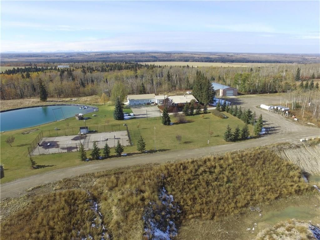 Main Photo: NE 25-33-5-W5: Rural Mountain View County Agri-Business for sale : MLS®# A1069445