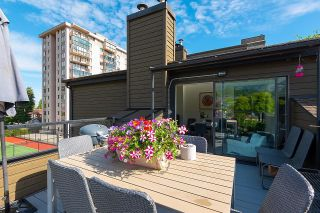 """Photo 6: 401 1340 DUCHESS Avenue in West Vancouver: Ambleside Condo for sale in """"Duchess Lane"""" : MLS®# R2594864"""