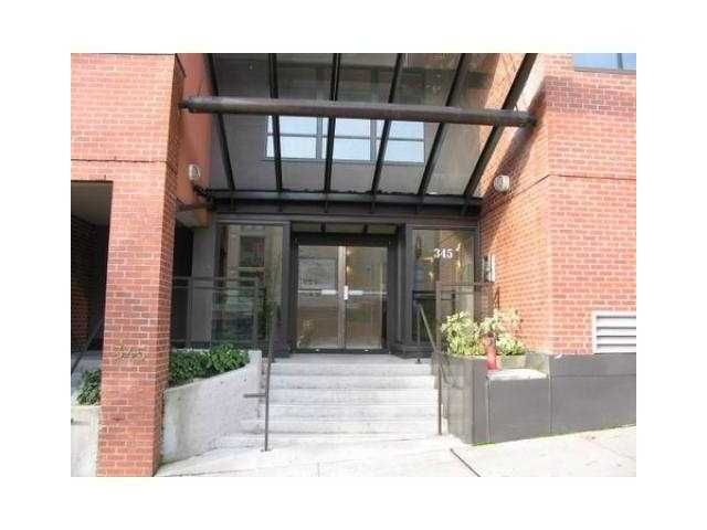 """Main Photo: # 411 345 LONSDALE AV in North Vancouver: Lower Lonsdale Condo for sale in """"THE MET"""" : MLS®# V898186"""
