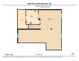 Photo 44: 8829 74 Street in Edmonton: Zone 18 House for sale : MLS®# E4260405