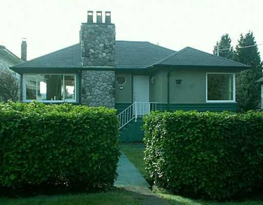 Main Photo: 1248 JEFFERSON AV in West Vancouver: Ambleside House for sale : MLS®# V570468