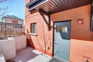 Photo 46: 202 1818 14A Street SW in Calgary: Bankview Row/Townhouse for sale : MLS®# A1100804